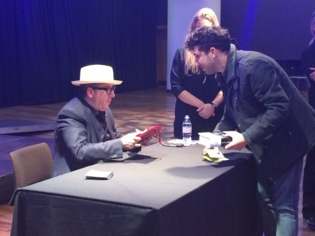 Elvis Costello & Nick Stephenson