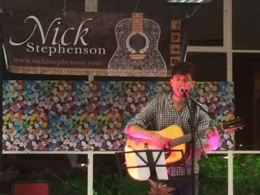 Nick Stephenson Music album preview