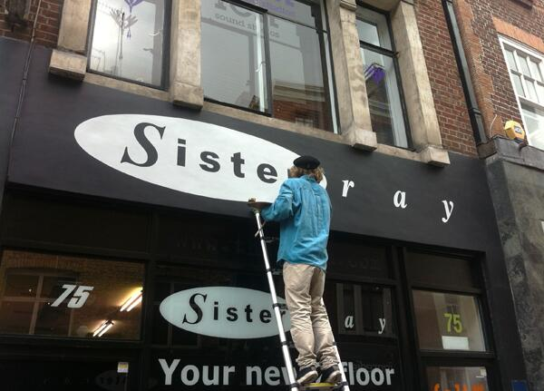 Sister Ray Soho By NGS London