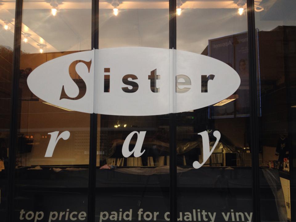 Sister Ray window