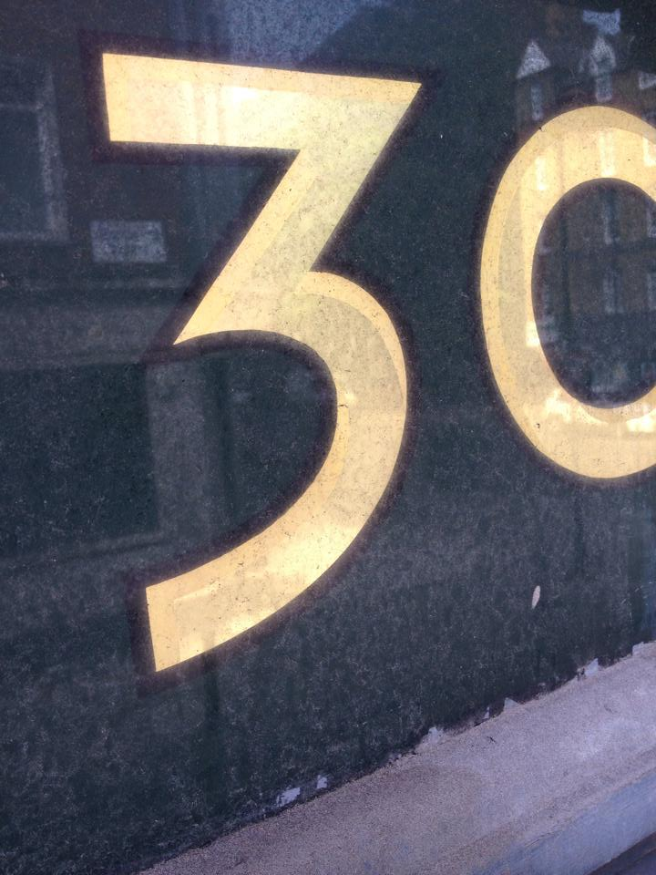 30 numeral
