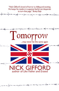 Tomorrow by Nick Gifford - a young adult time-travel thriller