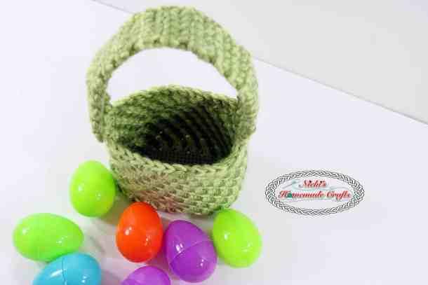 Mini Easter Basket