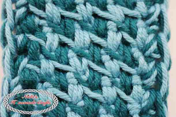 Turkish Star Stitch Bracelet Pattern and Tutorial
