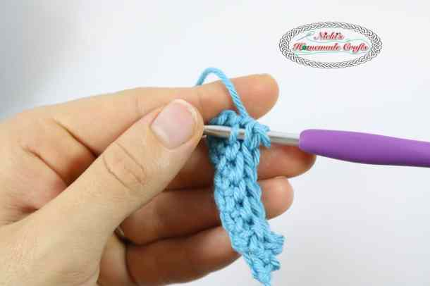 How to crochet the thickest stitch in Crochet which is called the Thermal Stitch aka Double Thick Crochet Stitch