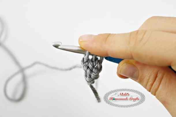 I-cord crochet tutorial