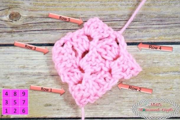Corner-to-corner crochet tutorial by Nicki's Homemade Crafts