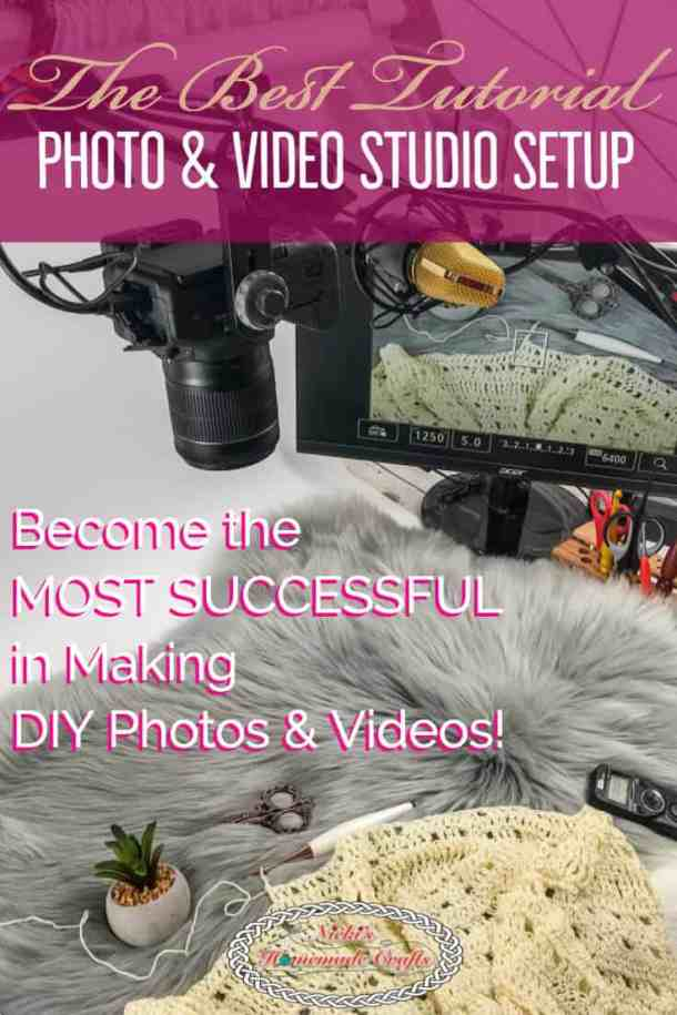 Best and most successful Photo and Video Studio Setup for cheap