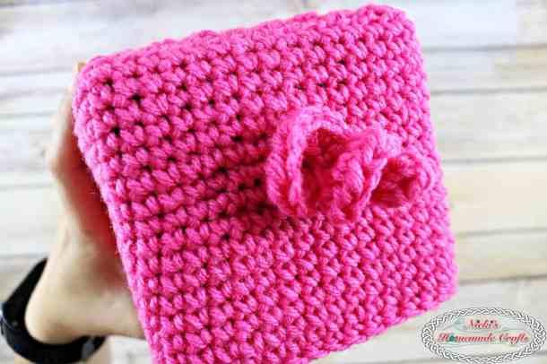 Piggy Bank Tissue Box - Free Crochet Pattern