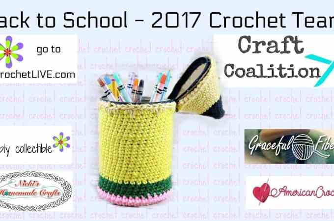 Back-To-School Crochet Live Event