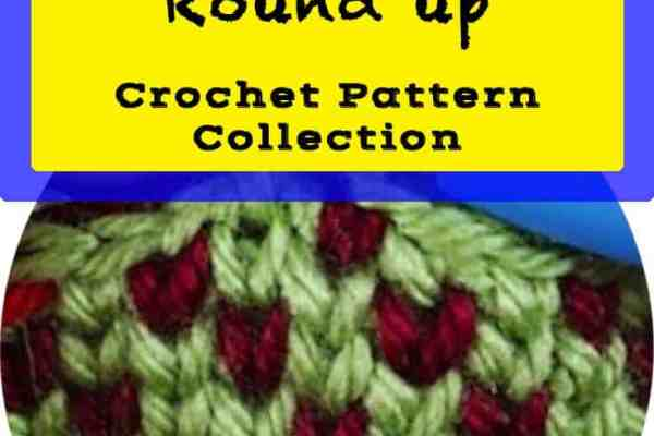 Waistcoat Stitch Round up Pattern Collection by Nicki's Homemade Crafts