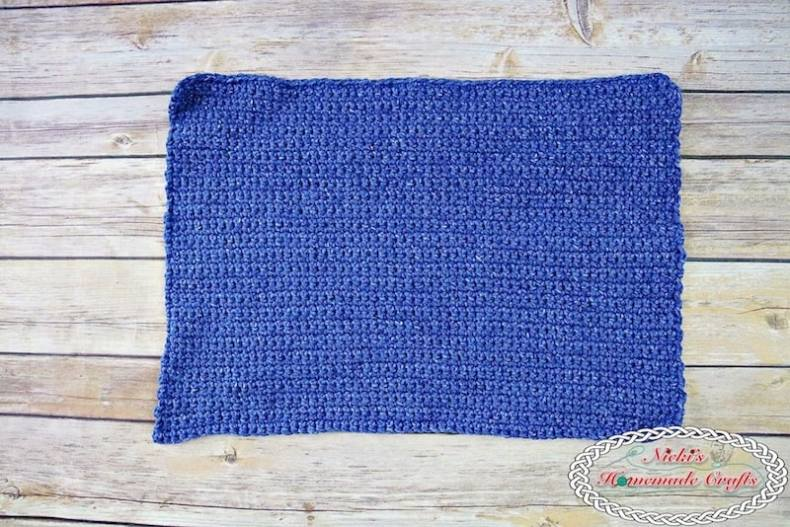 Modular Pocket Bag Crochet Along - Free Crochet Pattern - Sponsored by Lion Brand Yarns, designed by Nicki's Homemade Crafts