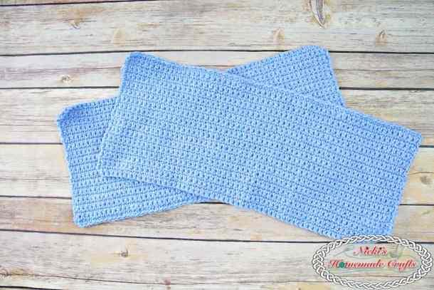 Modular Pocket Bag Crochet Along - Free Crochet Pattern - Sponsored by Lion Brand Yarns, designed by Nicki's Homemade Crafts