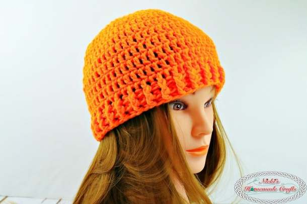 How To Always Make The Perfect Beanie Or Hat Crochet Tutorial