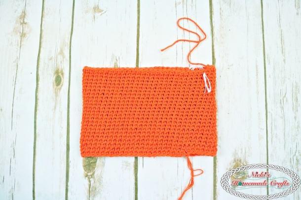 Secret Pumpkin Tissue Box Cover
