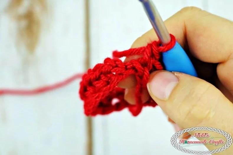 #Moss aka #Granite aka #Linen #Stitch - Crochet Tutorial - by Nicki's Homemade Crafts #crochet #tutorial