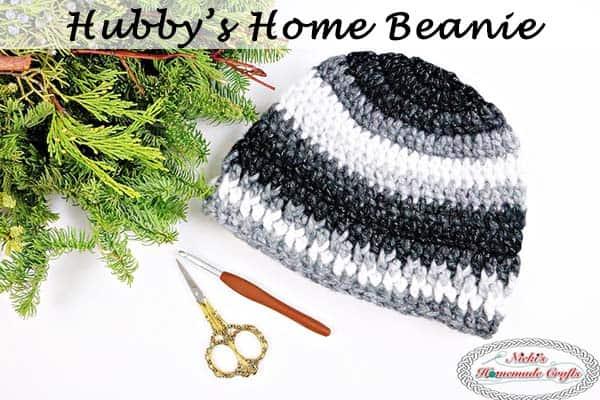 Hubby's Home Beanie