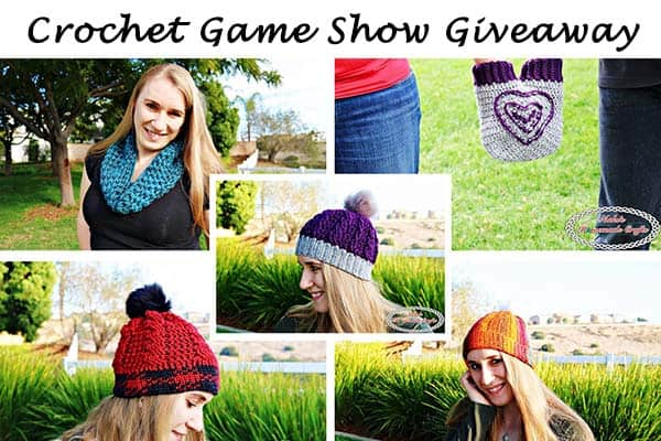 Monthly Crochet Game Show Pattern Giveaway – January 2018