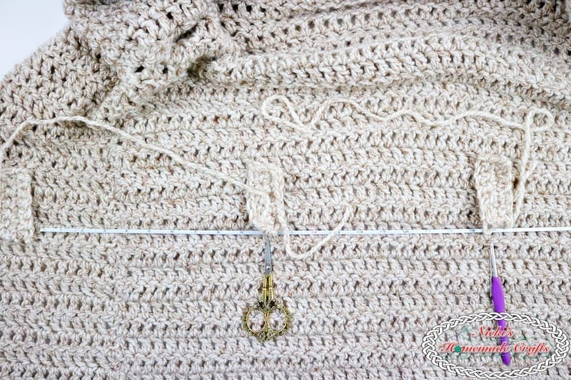 by Homemade Chunky Crochet Pattern Nicki's Crochet cardigan Free Crafts Belted Cardigan crochet f4xYf6g