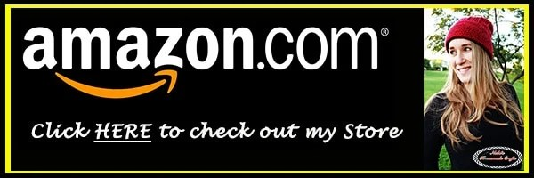 At my Amazon Store you can find all the yarn and crochet accessories I recommend to you and love myself