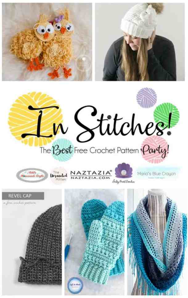 In Stitches - Best Free Crochet Pattern Party #3 - Nicki\'s Homemade ...