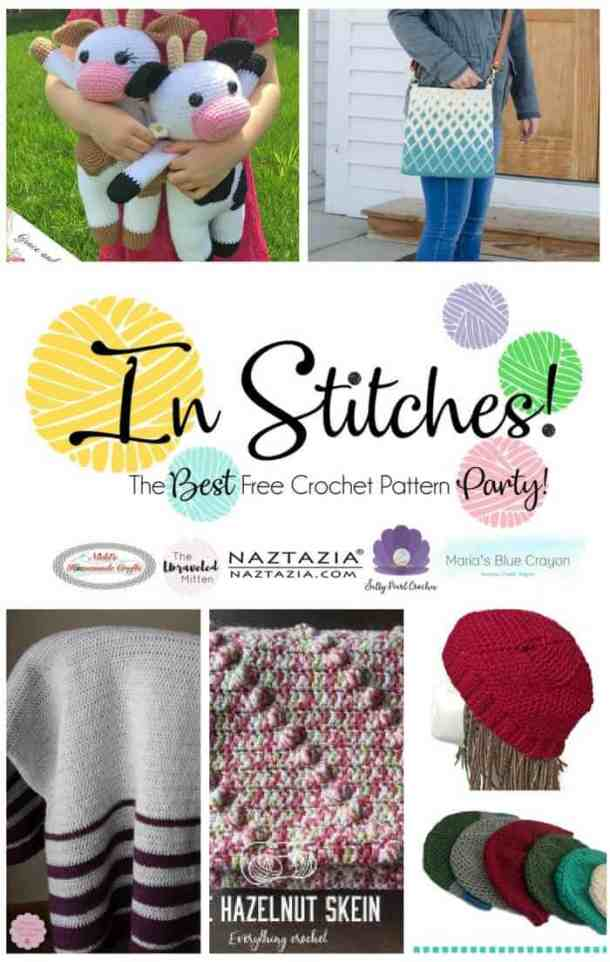 Free Crochet Pattern Bundle for blankets, hats, bags, animals and more