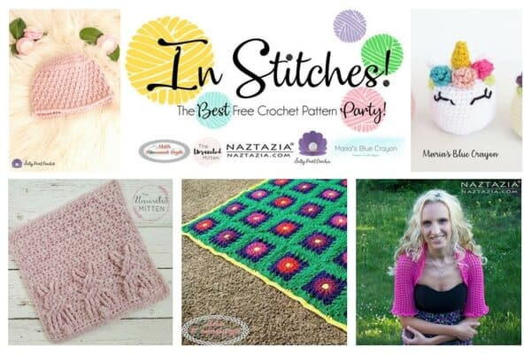 In Stitches Best Free Crochet Pattern Party 7 Nickis Homemade