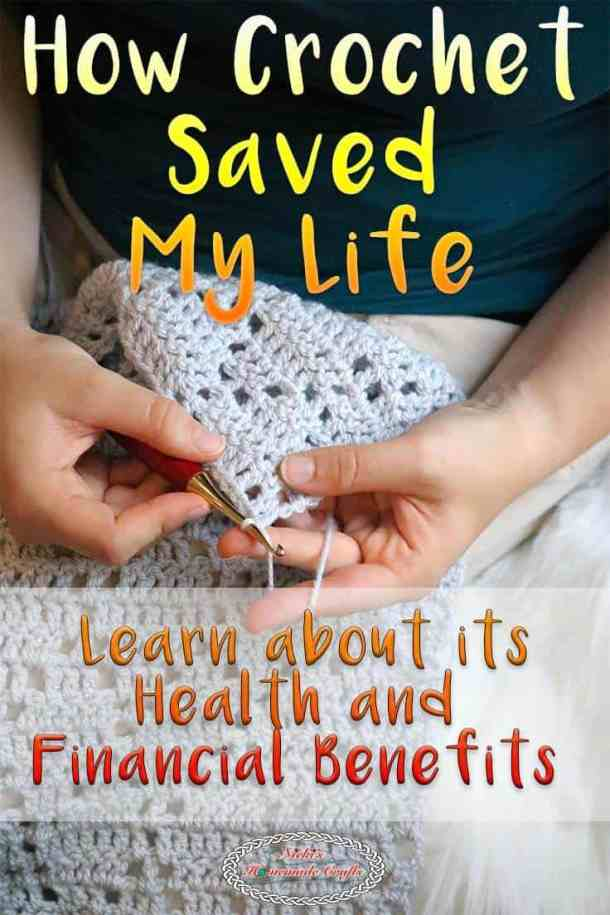 How Crochet Saved My Life - Crochet Health