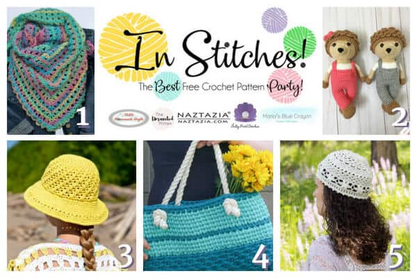 In Stitches – Best Free Crochet Pattern Party #13
