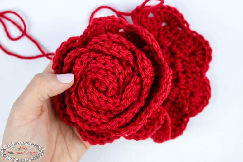 Wired Crochet Flower Patterns Wire Center