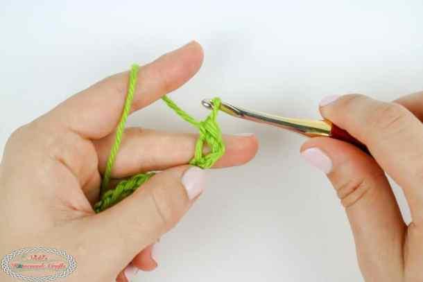 Basic single crochet tutorial
