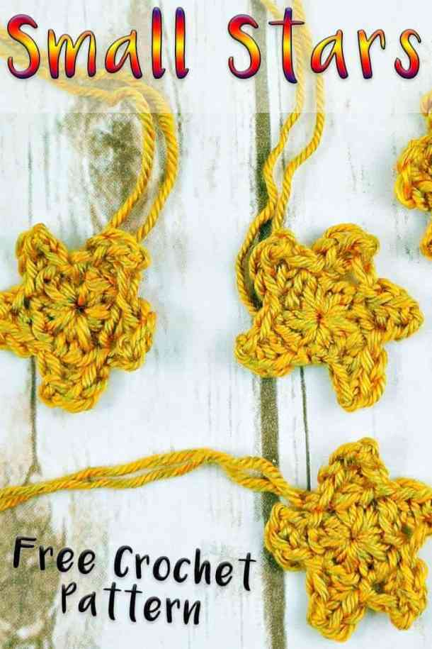 How To Crochet A Star In 2 Minutes For Diy Projects