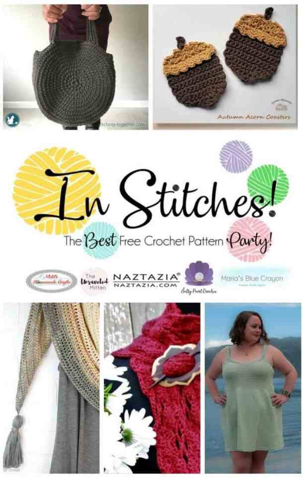 In Stitches - Best Free Crochet Pattern Party #18