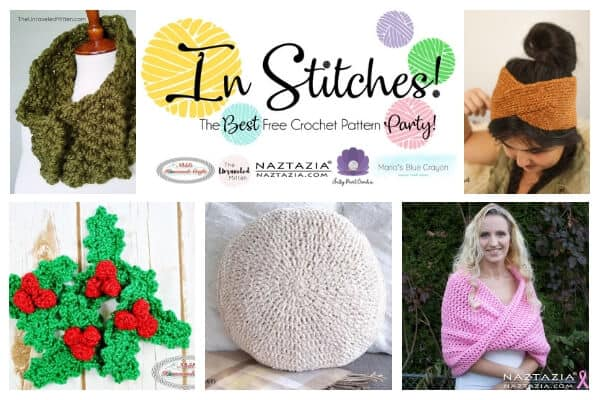 In Stitches Hosts' free patterns #20