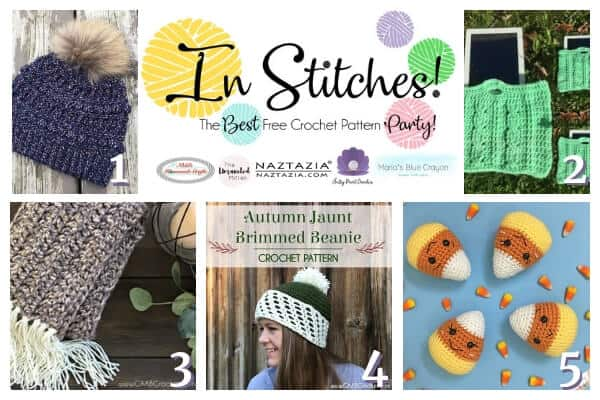 In Stitches # 22 - Best Free Crochet Pattern Party