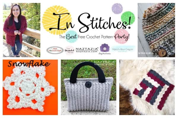 In Stitches 24 best free crochet pattern party