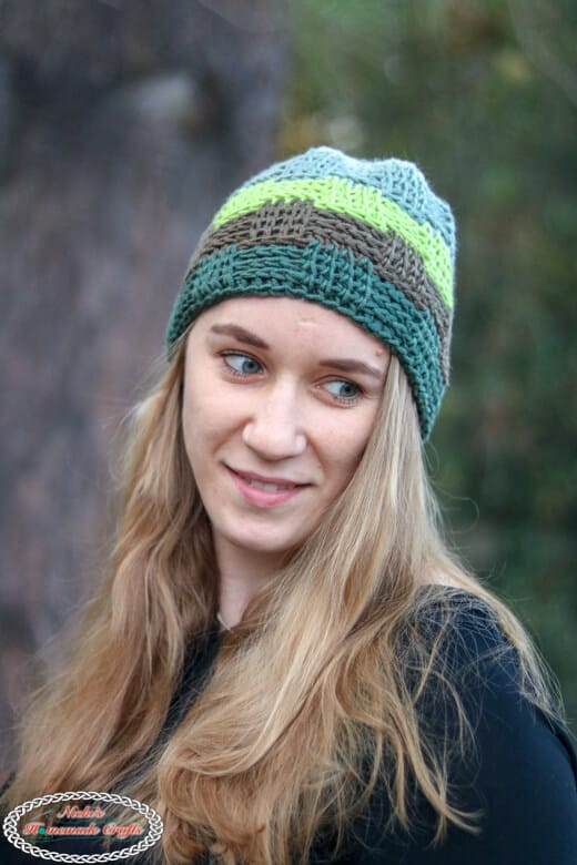 Hat Crochet Pattern remixed