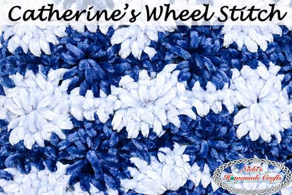 Catherine's Wheel Stitch Video Tutorial