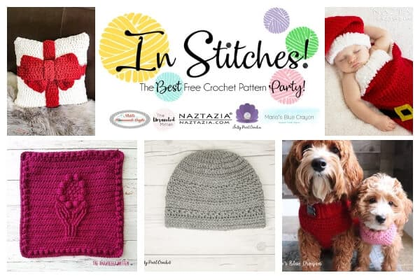 In Stitches - Best Free Crochet Pattern Party
