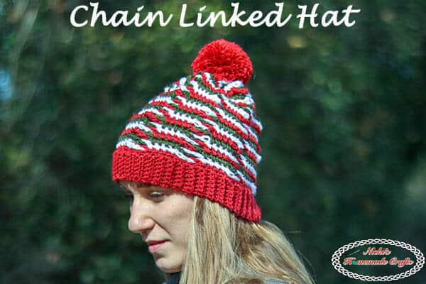 Crochet a Chain Linked Hat