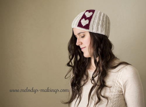 Sweetish Subtlety Hat Free Crochet Pattern