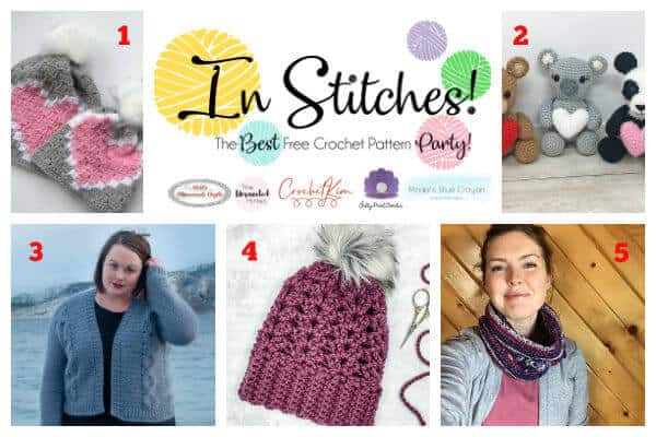 In Stitches - Link up Party #30 Winners