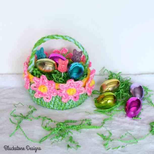 Blooming Flower Basket - Blackstone Designs