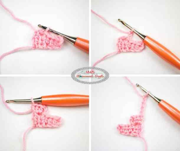 Corner to Corner in Half Double Crochet Part 2