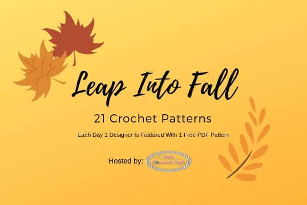 Leap into Fall Crochet Pattern Collection for Free