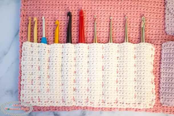 crochet hook organizer