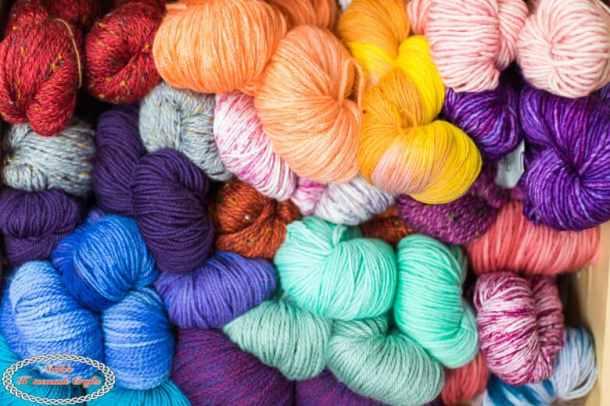 Organize Yarn the Right Way - Yarn Weight