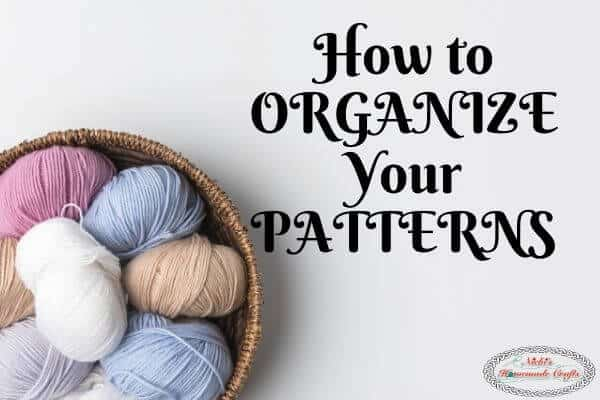 Organize your Patterns