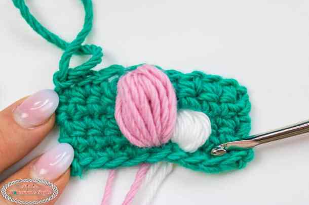 Crochet Bunny body