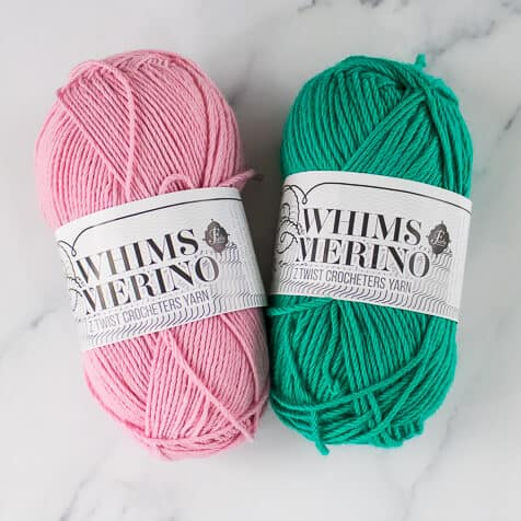 whims merino Yarn Furls Crochet